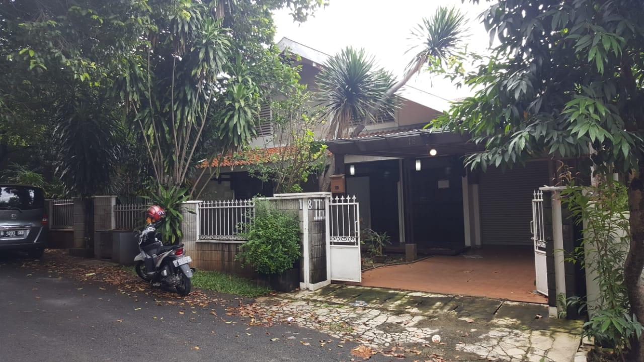 Rumah di Cilandak dengan Lokasi Strategis Dekat Cipete Raya