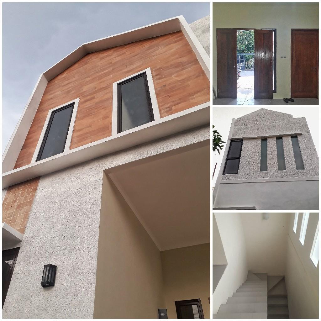 Rumah Modern Tingkat di Kalibaru Depok