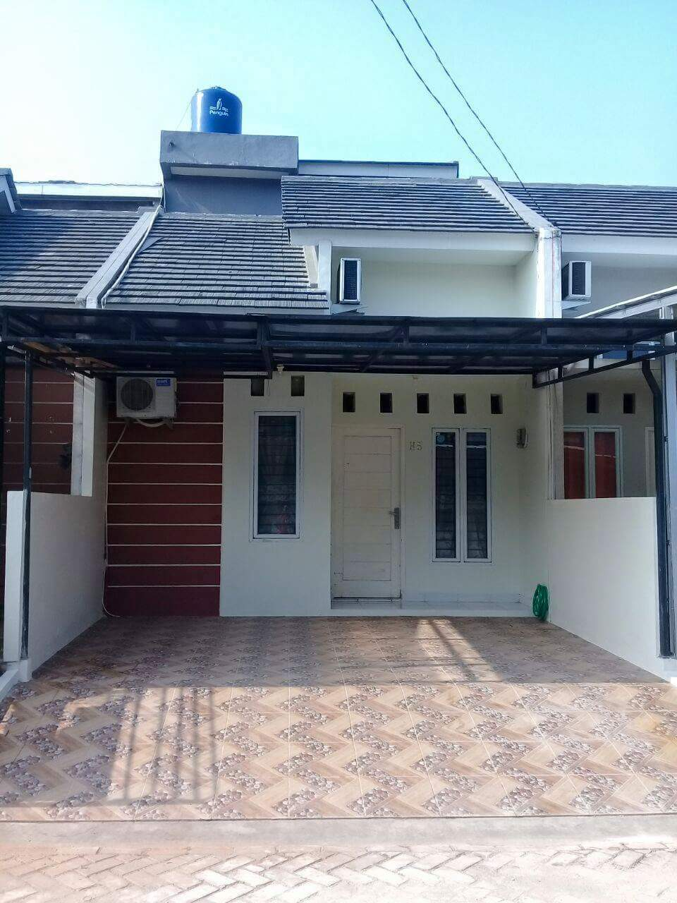 Rumah di cluster Griya pamulang extension