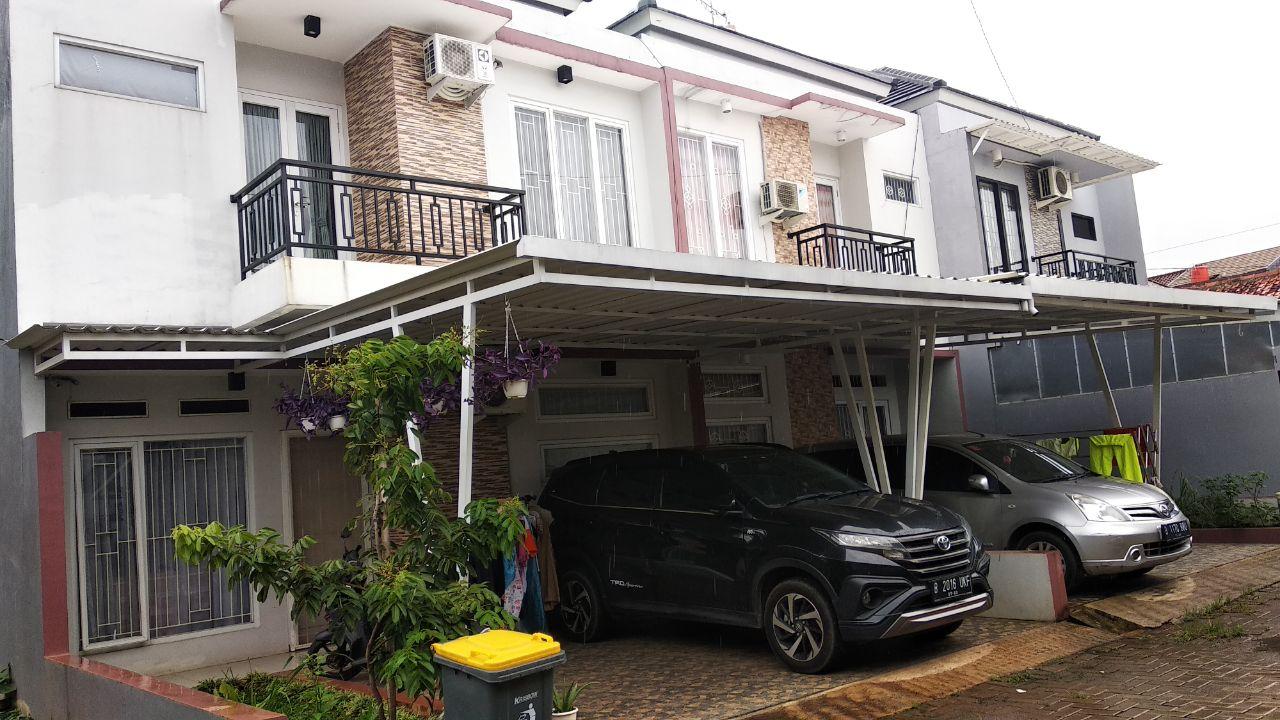 Rumah Islami 2 Lantai Bebas Banjir Dibintara Bekasi