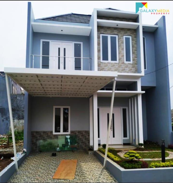 Rumah bagus murah di kolmas Cimahi Bandung
