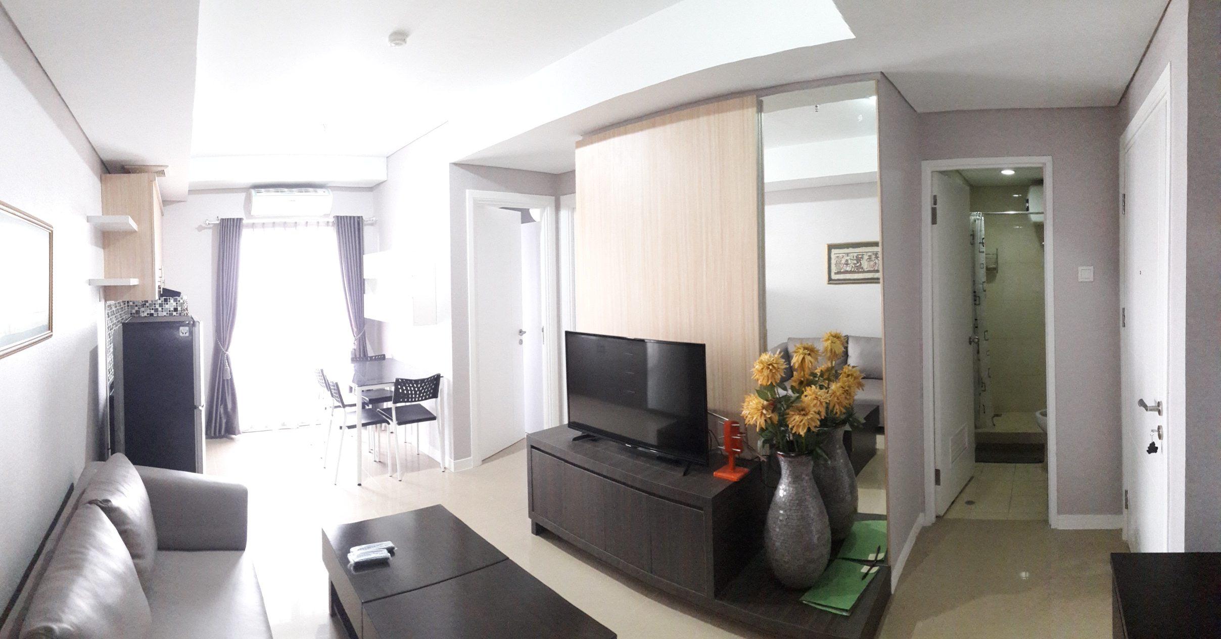 apartemen mertopark residence dijual di jakarta barat