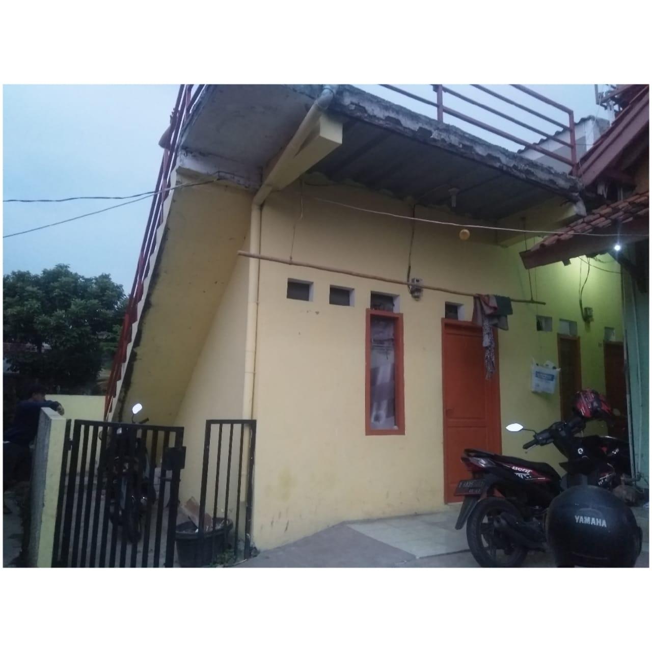 Rumah Kontrakan dekat Stasiun KRL Pondok Ranji Bintaro Plaza
