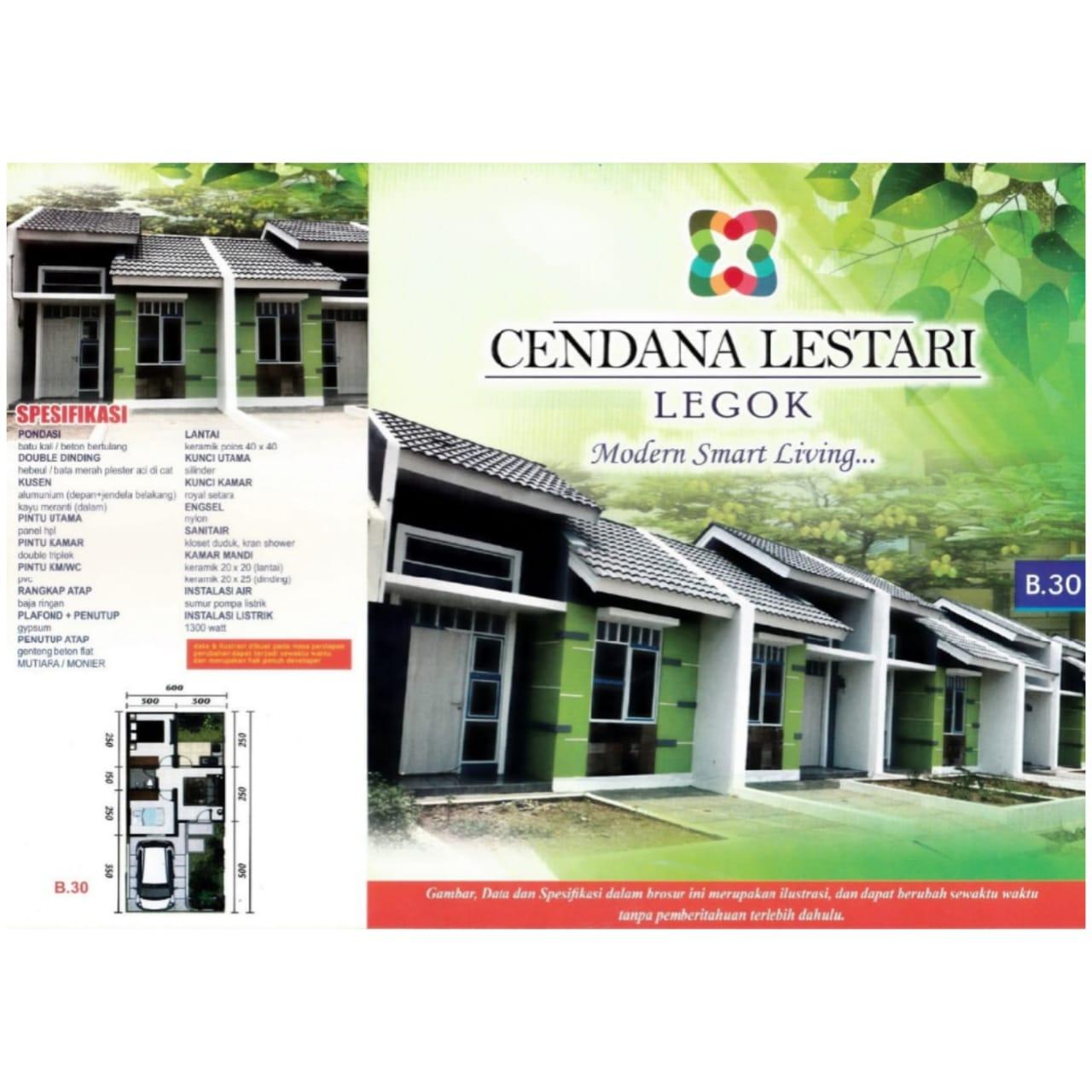Rumah Idaman dekat Sumarecon Serpong Legok Tangerang