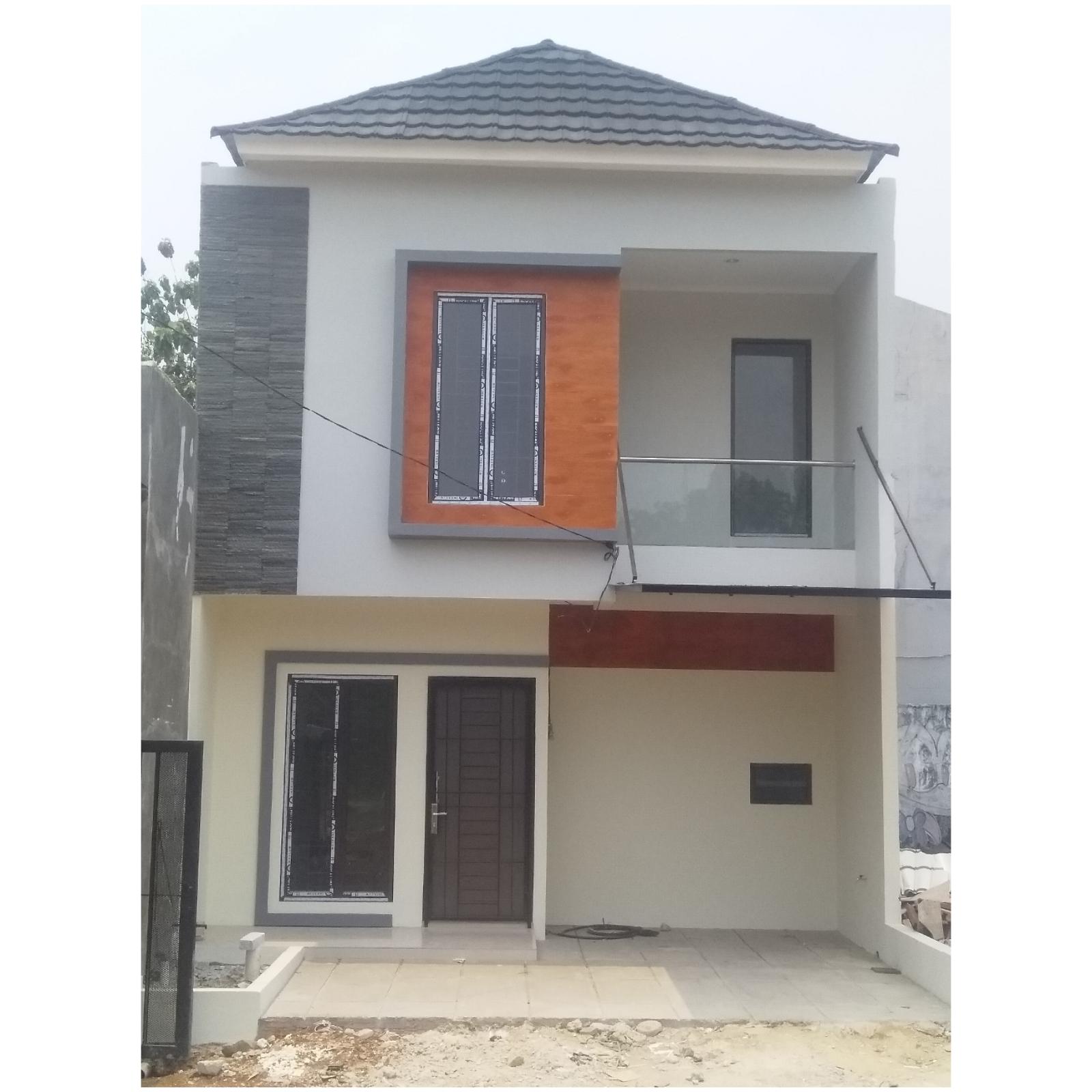 Rumah Idaman Medina Cipadu dekat Halte Busway Puribeta Ciledug Tangerang