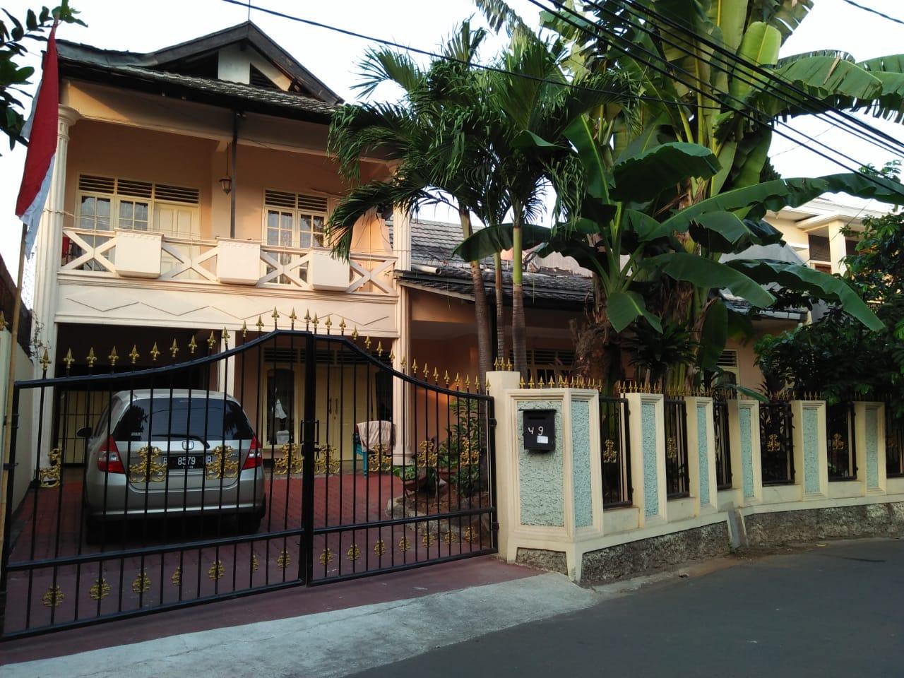 Rumah di daerah Rempoa
