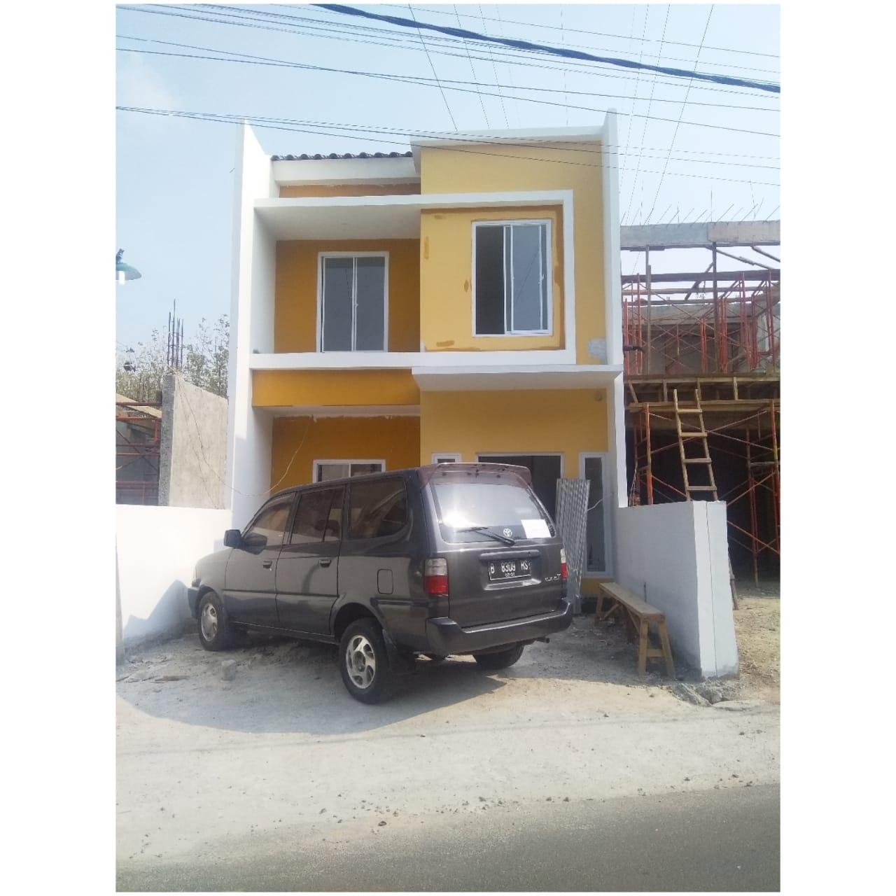 Rumah Idaman dekat Komplek Deplu Bintaro Tangerang Selatan