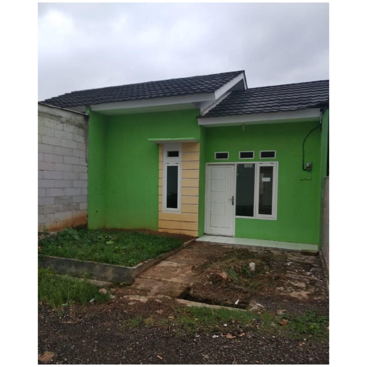 Rumah Murah Lokasi di Panongan Cluster Bukit Panongan Hijau