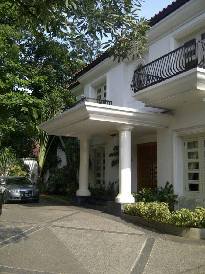 Rumah dijual Jl Senopati Raya Jakarta Selatan