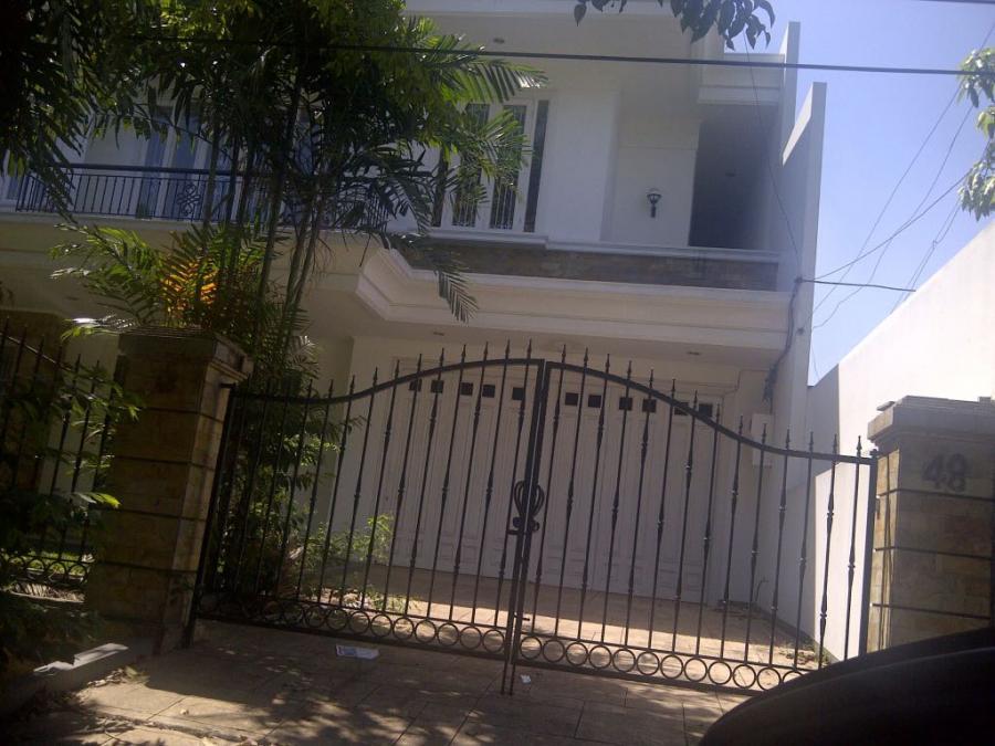 Rumah di Jl Kertanegara Kebayoran baru