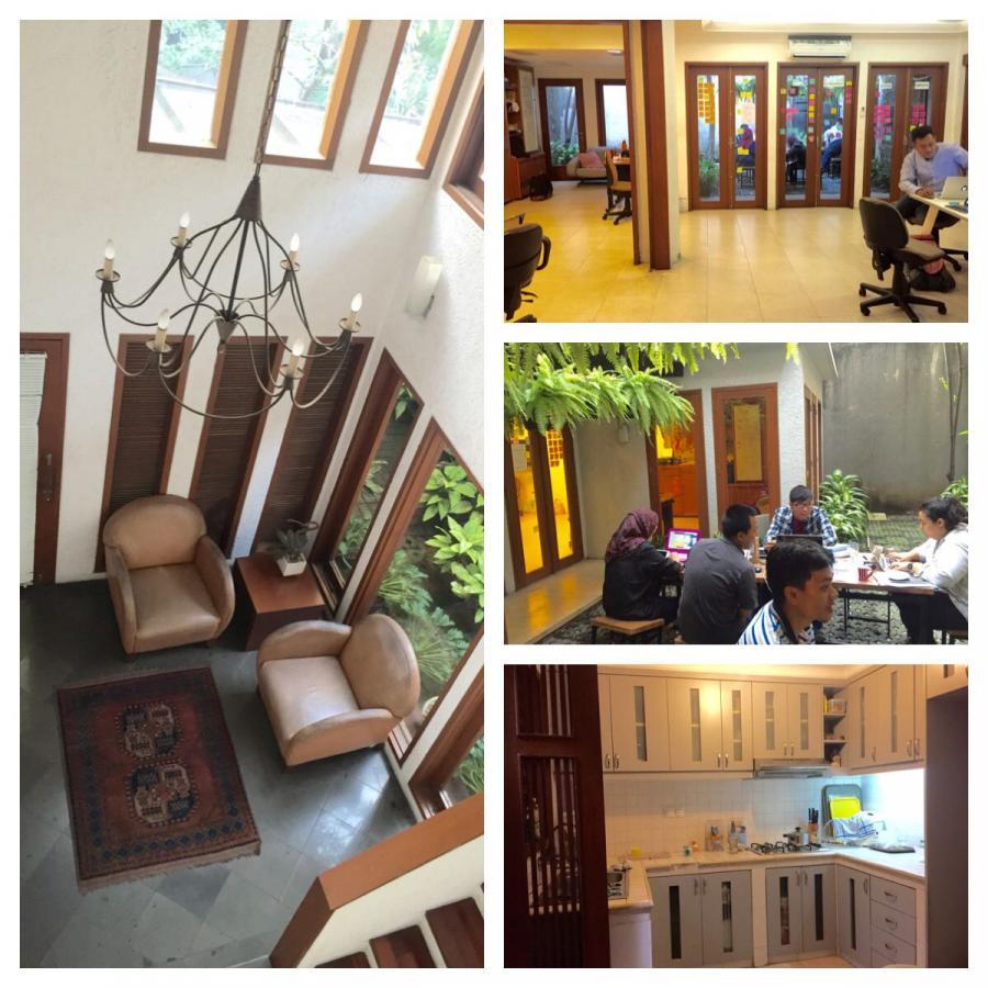 Dijual Rumah Jl Hang Lekir Kebayoran Baru Jakarta Selatan