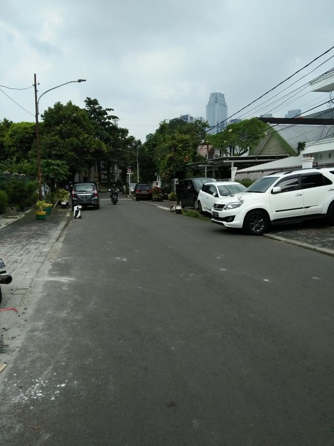 Dijual Rumah Hang Lekir Senayan Jakarta