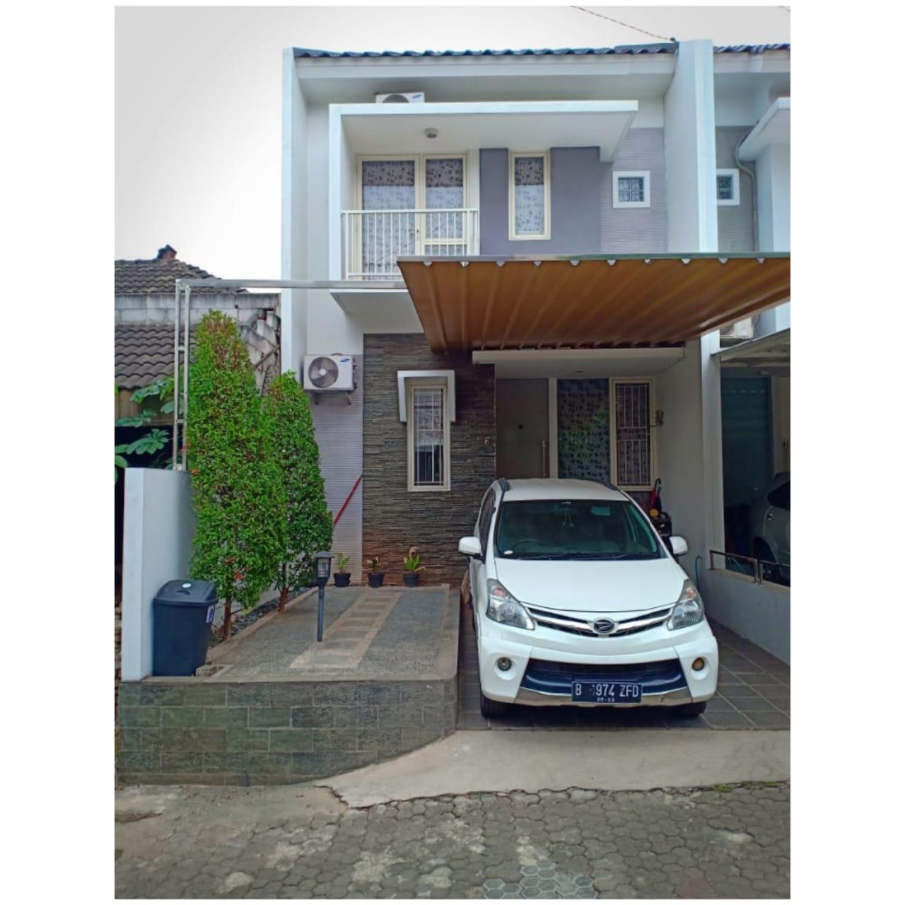 Rumah Mewah Murah dekat MRT Lebak Bulus Cirendeu Ciputat Tangsel