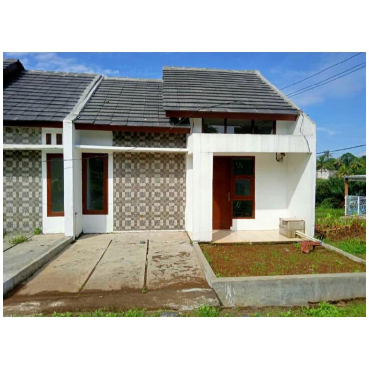 Rumah Murah Lokasi di Kemang Parung Bogor Cluster Baity Jannaty
