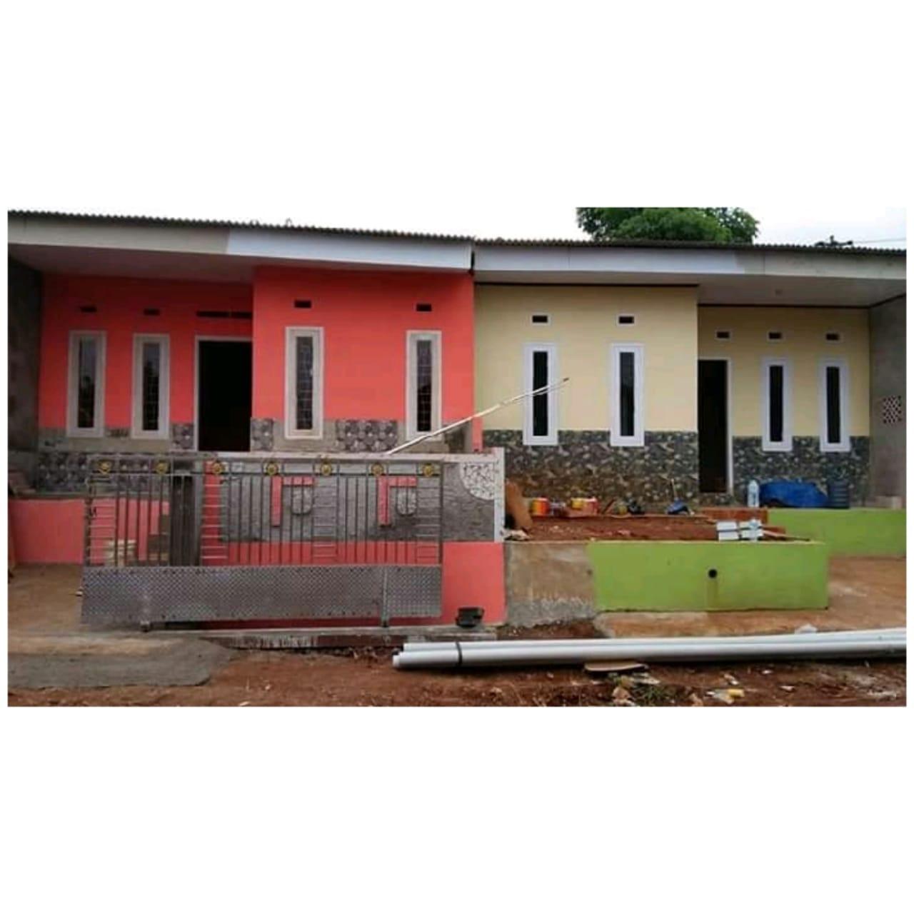 Rumah Murah 138jutaan dekat Stasiun Citayam Depok