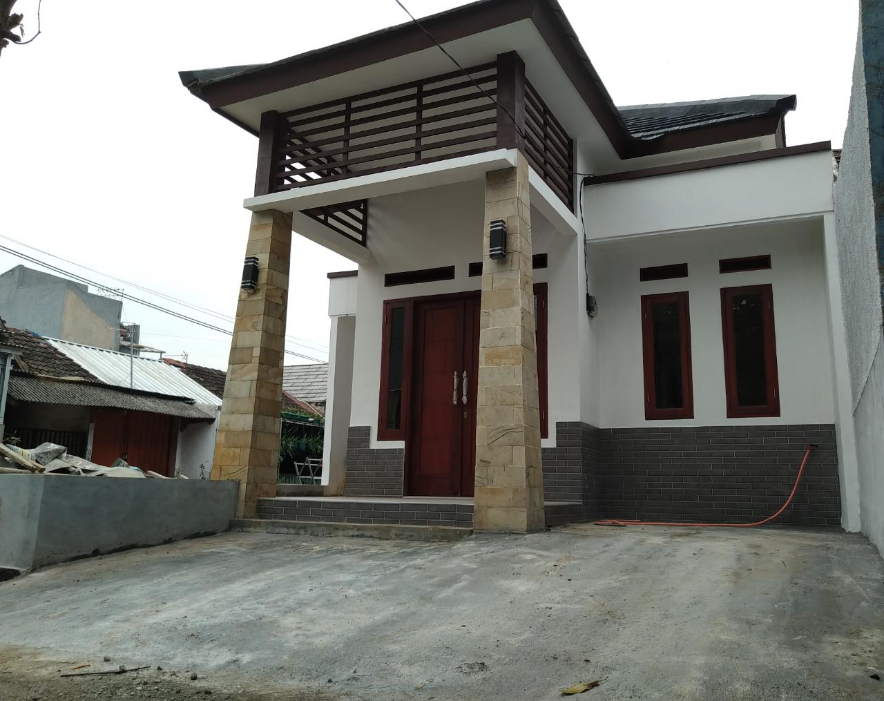 Rumah Siap Huni di Perumahan Bogor Asri