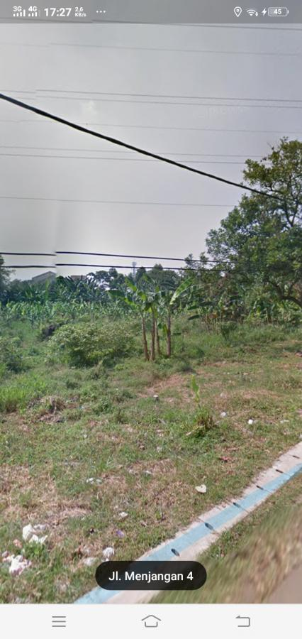 Tanah 2000 m2 Pondok Ranji Ciputat Tangsel