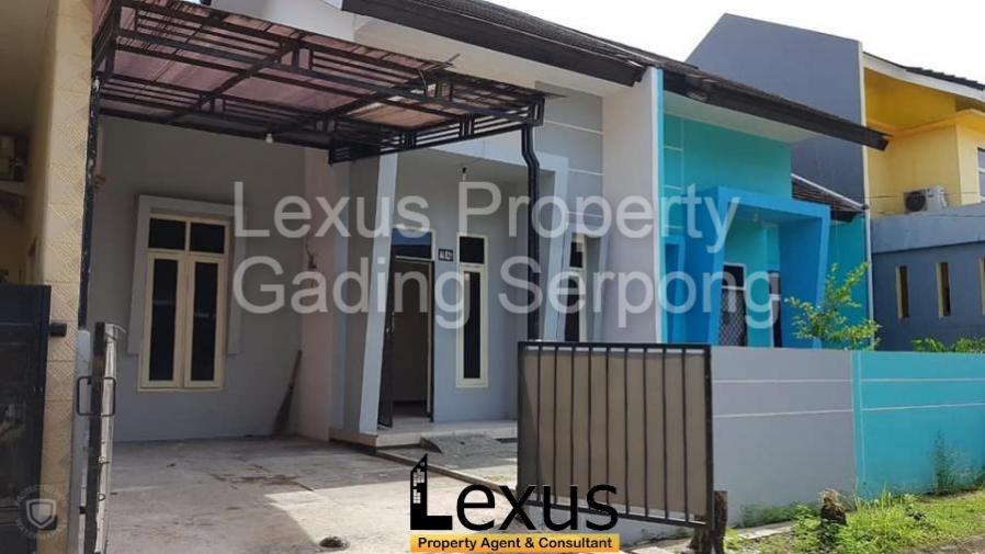 Rumah Siap Huni di Angelonia Permata Medang Gading Serpong Tangerang