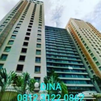 Dijual cepat Apartemen Jakarta Residence 1 BR Jakarta Pusat