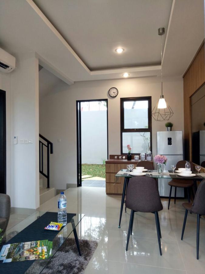 Rumah 2 Lantai Mewah Harga Terjangkau dan Dapatkan Undian Mobil di jatiasih