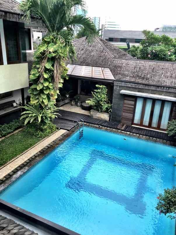 Jual Rumah Mewah Daerah Patra Kuningan Jakarta