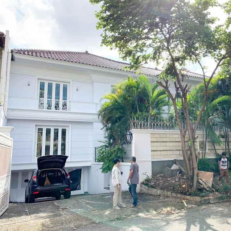 Jual Rumah Mewah 2 Tk Pondok Indah Jakarta