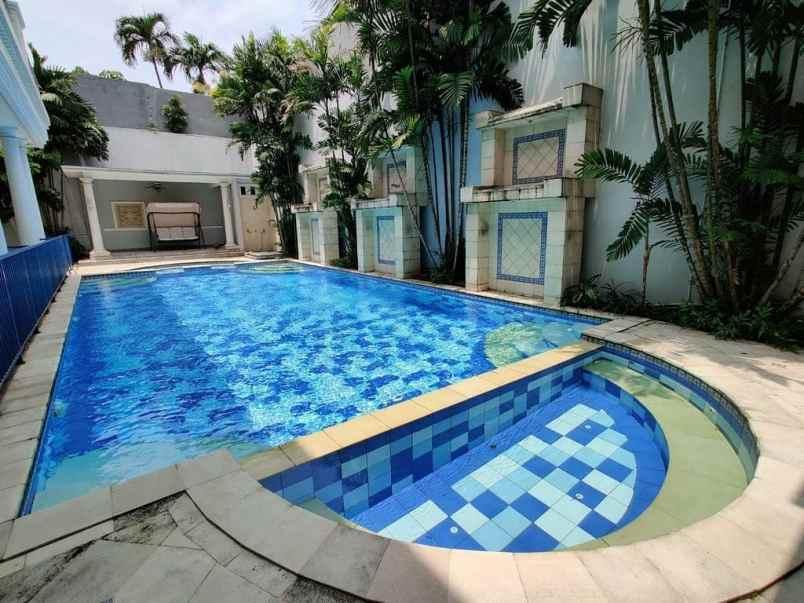 Jual Rumah Di Bukit Golf Pondok Indah Mewah Elegan ...